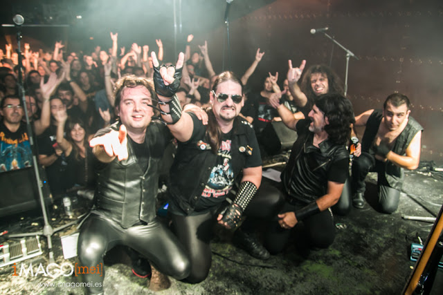 Killing Machine (Tribut a Judas Priest), SalaMandra2, 17-10-2015