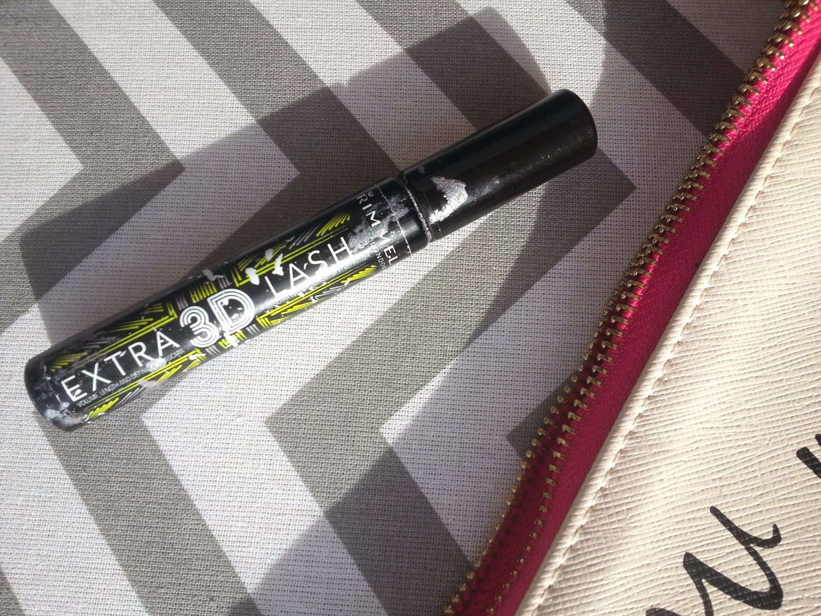 Rimmel Extra 3D Lash Mascara Review