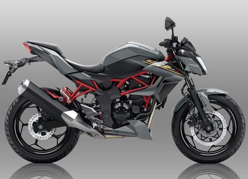 Harga Dan Spesifikasi Lengkap Motor Kawasaki Z250sl Terbaru 2017