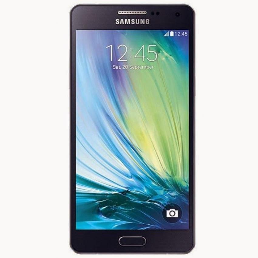 Harga Samsung Galaxy A5 A500F LTE - 16GB - Hitam