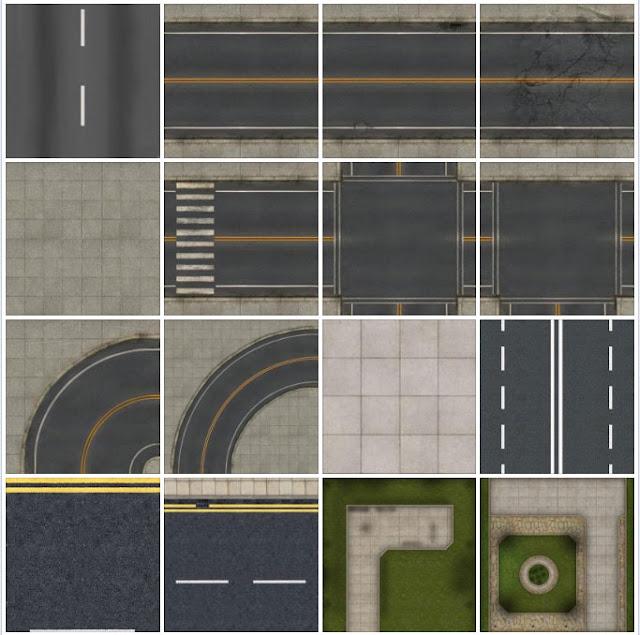 tileable-textures-asphalt-roads #1