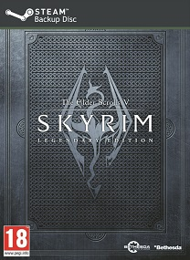 The Elder Scrolls V Skyrim Legendary Edition MULTi8-PROPHET For Pc cover