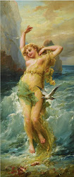 A Water Nymph, Joseph Bernard