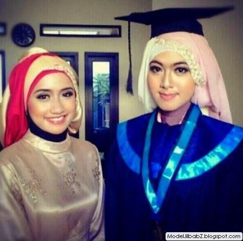 Untuk Wisuda Model Jilbab Untuk Wisuda