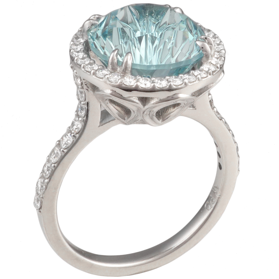 Top Colored Stone Looks From The Red Carpet Amp Krikawaunique Colored  Engagement Rings
