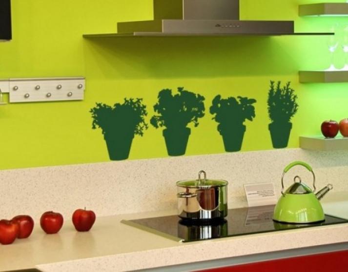 Кухонный декор своими руками фото