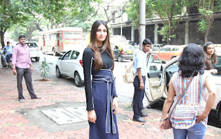 Athiya Shetty Pictures in Short Dress at Grazia Magazine Cover Launch 252824)