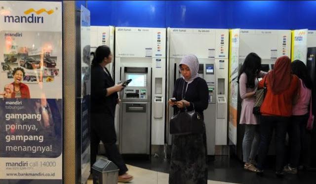 ATM Mandiri Error, Ambil 1 Juta Keluar 2 Juta