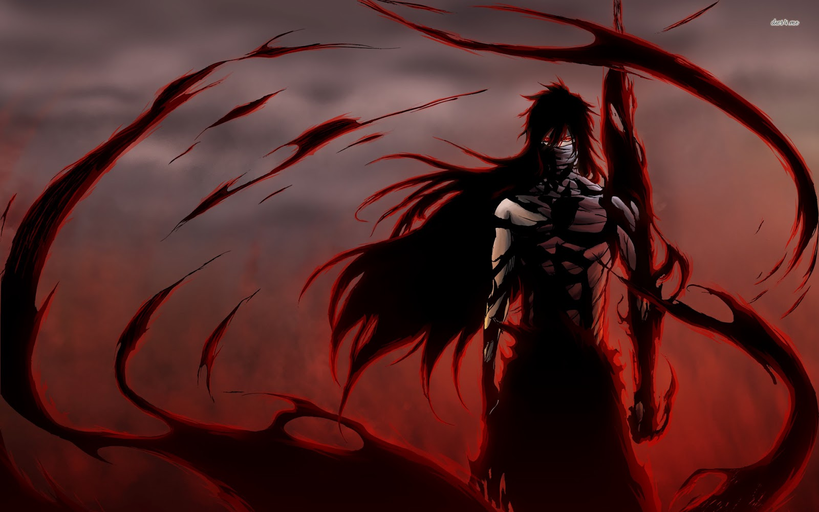 Bleach best wallpapers: Final Getsuga Tenshou