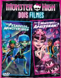 Baixe imagem de Monster High: Dois Filmes (Dublado) sem Torrent
