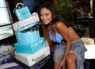 Vanessa Minnillo las vegas bachelorette party