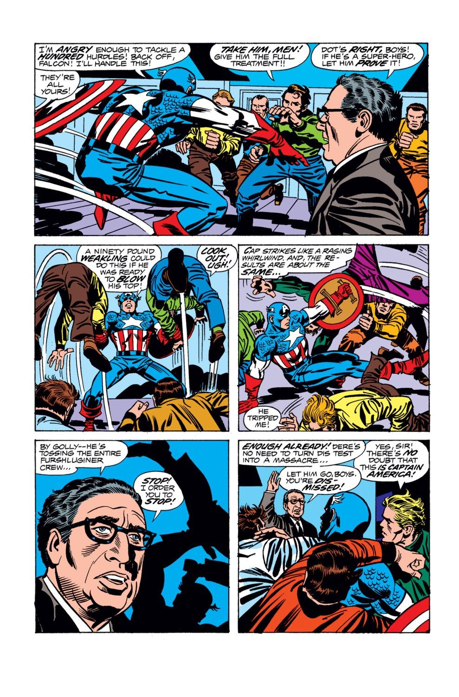Captain America (1968) Issue #193 #107 - English 16