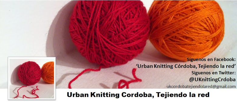 Urban Knitting Córdoba, Tejiendo la red