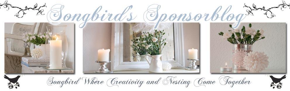 Songbird's Sponsorblog