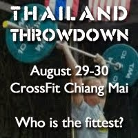 Thailand Throwdown 2014