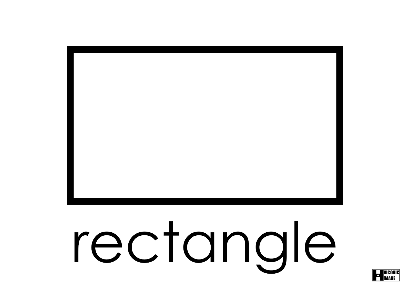 Coloring pages shapes - Geometry