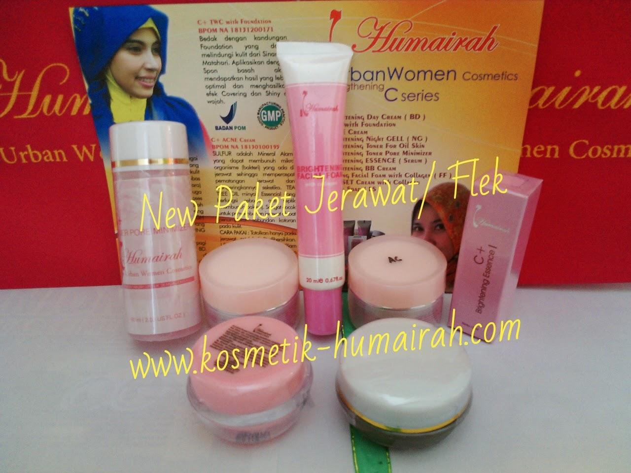 kosmetik humairah