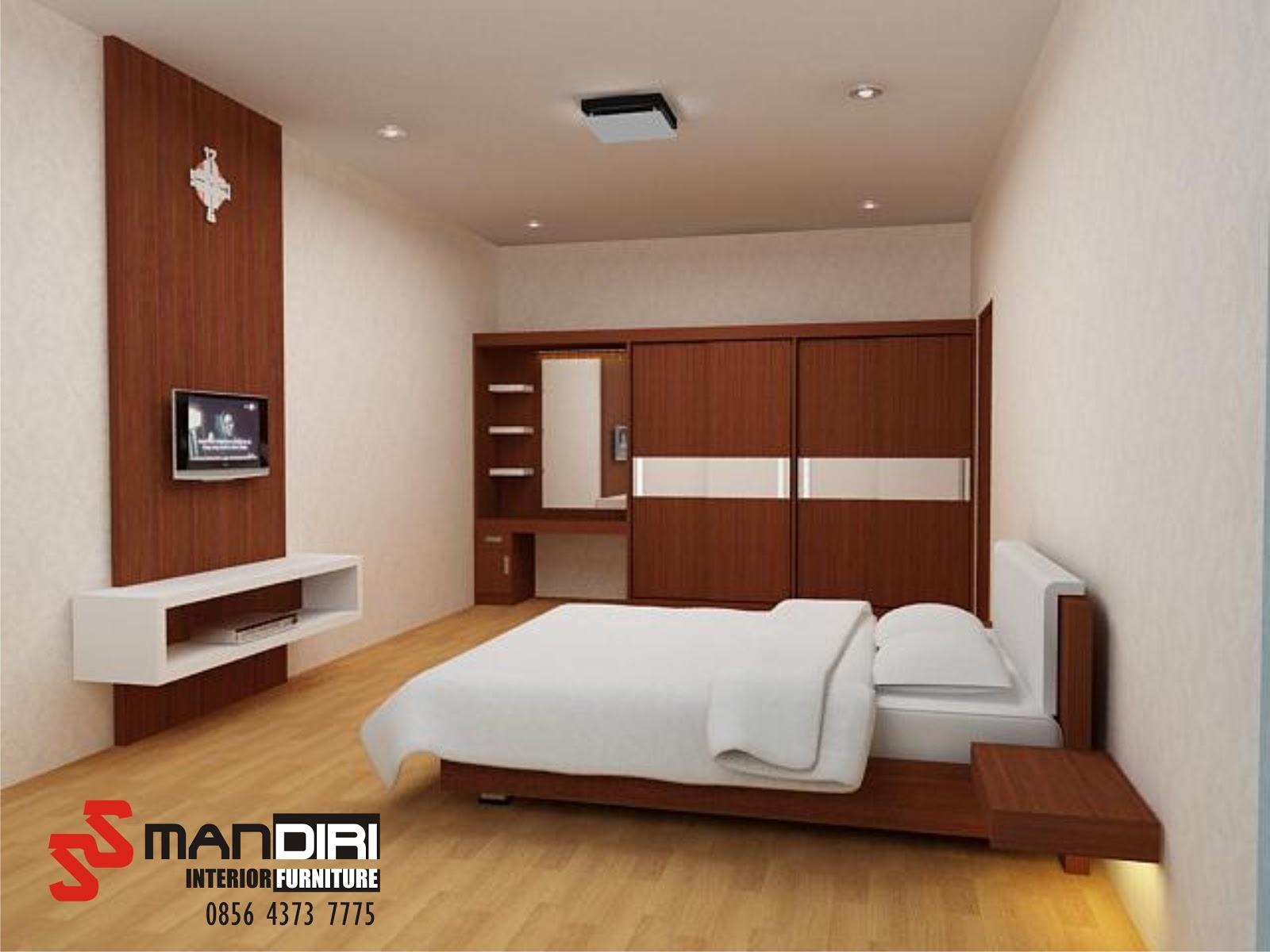Desain Interior Apartemen 2 Kamar Tidur