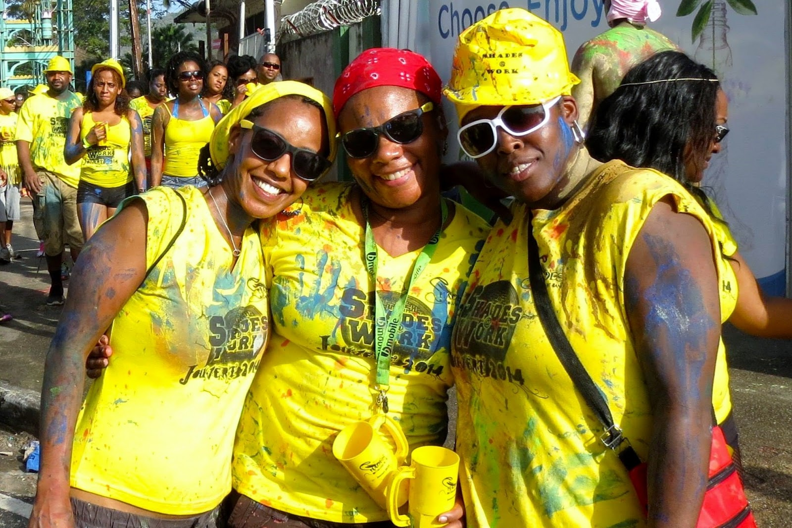 trinidad carnival However, the carnivals of trinidad are as distinctive as their counterparts with  their dedication to the three arts: masquerade, or mas, steel pan and calypso.