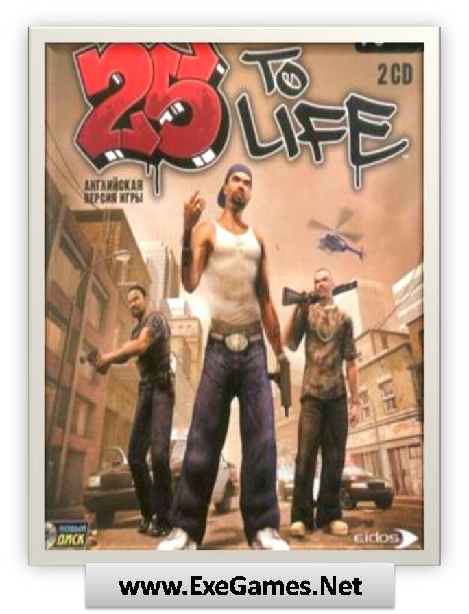 free  game 25 to life pc