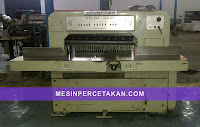 Polar Paper Cutter Machine