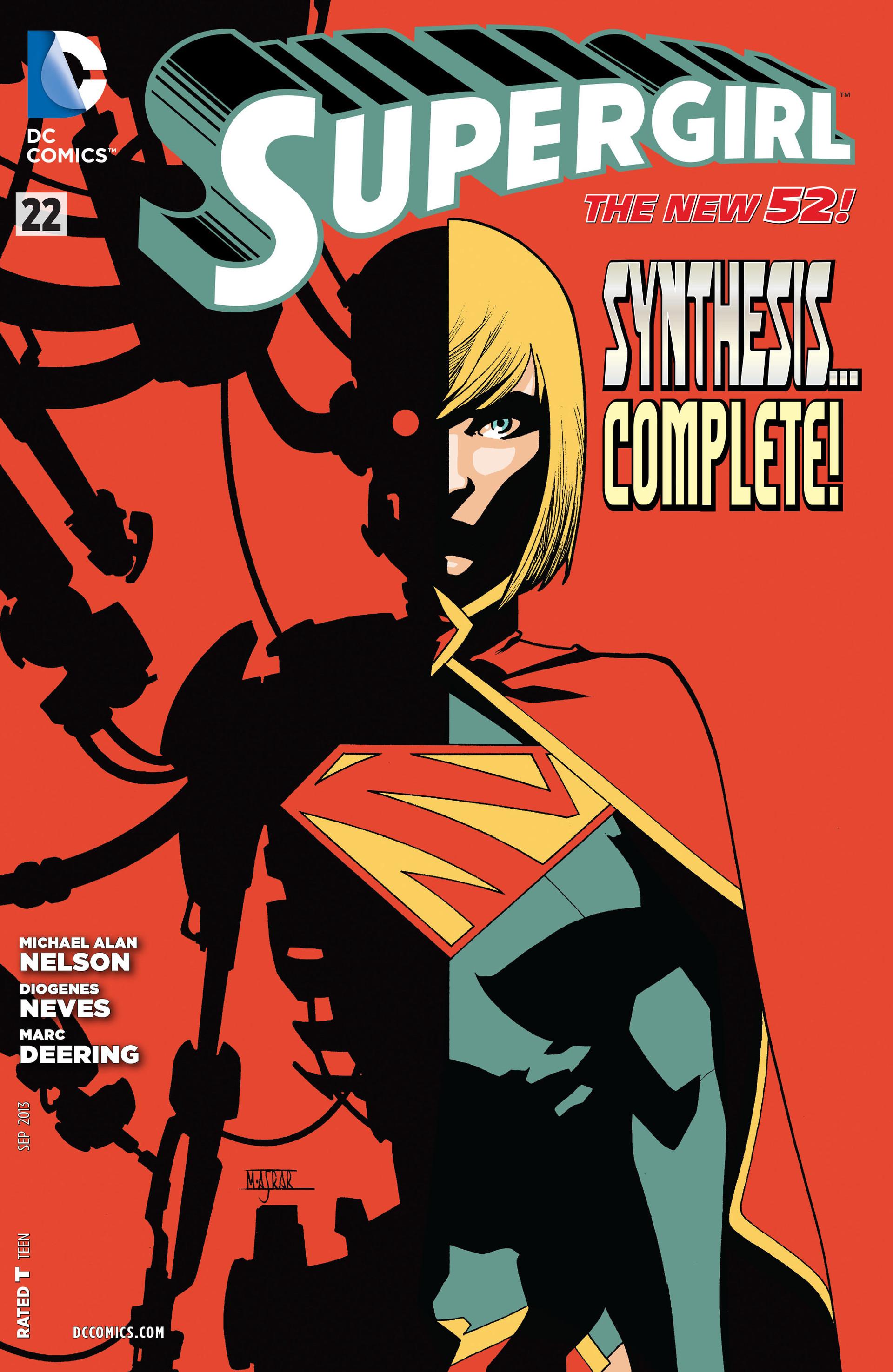 Supergirl (2011) Issue #22 #24 - English 1