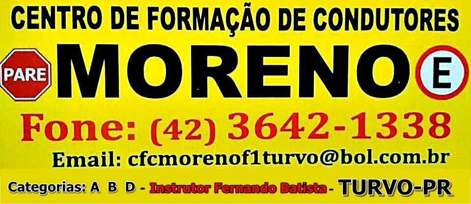 Centro de Formação de Condutores Moreno