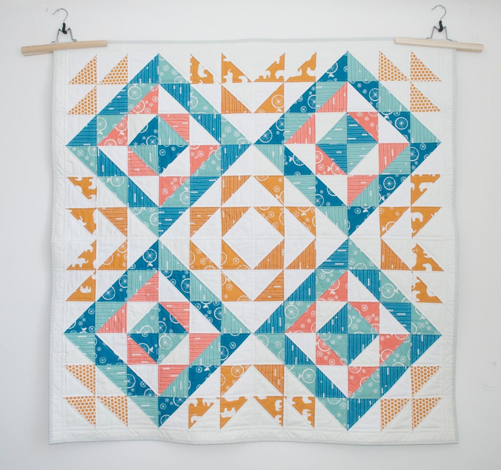 Let's begin sewing...: HST Quilt - 1 : hst quilt - Adamdwight.com