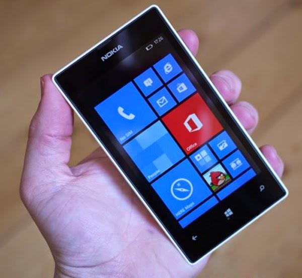 Nokia Lumia 520 Full Specifications