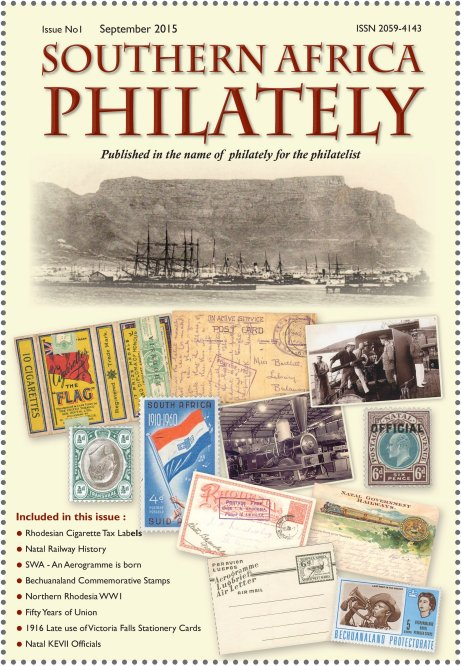 Southern Africa Philately