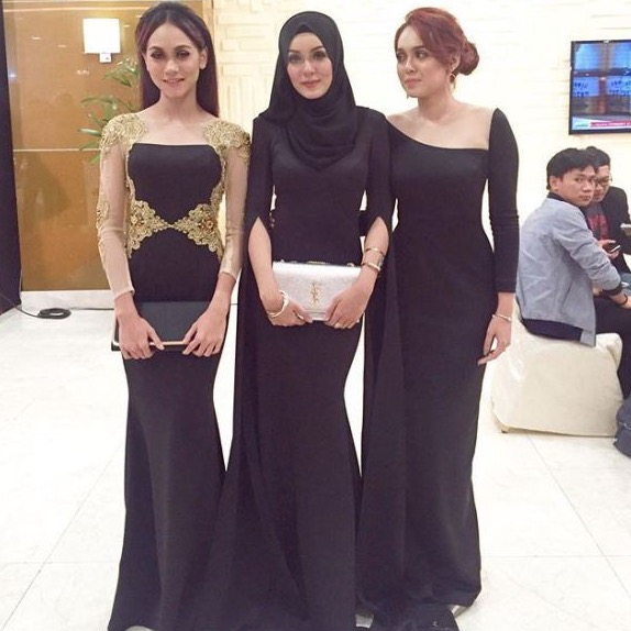 Fesyen Uqasha Senrose dah macam bogel?