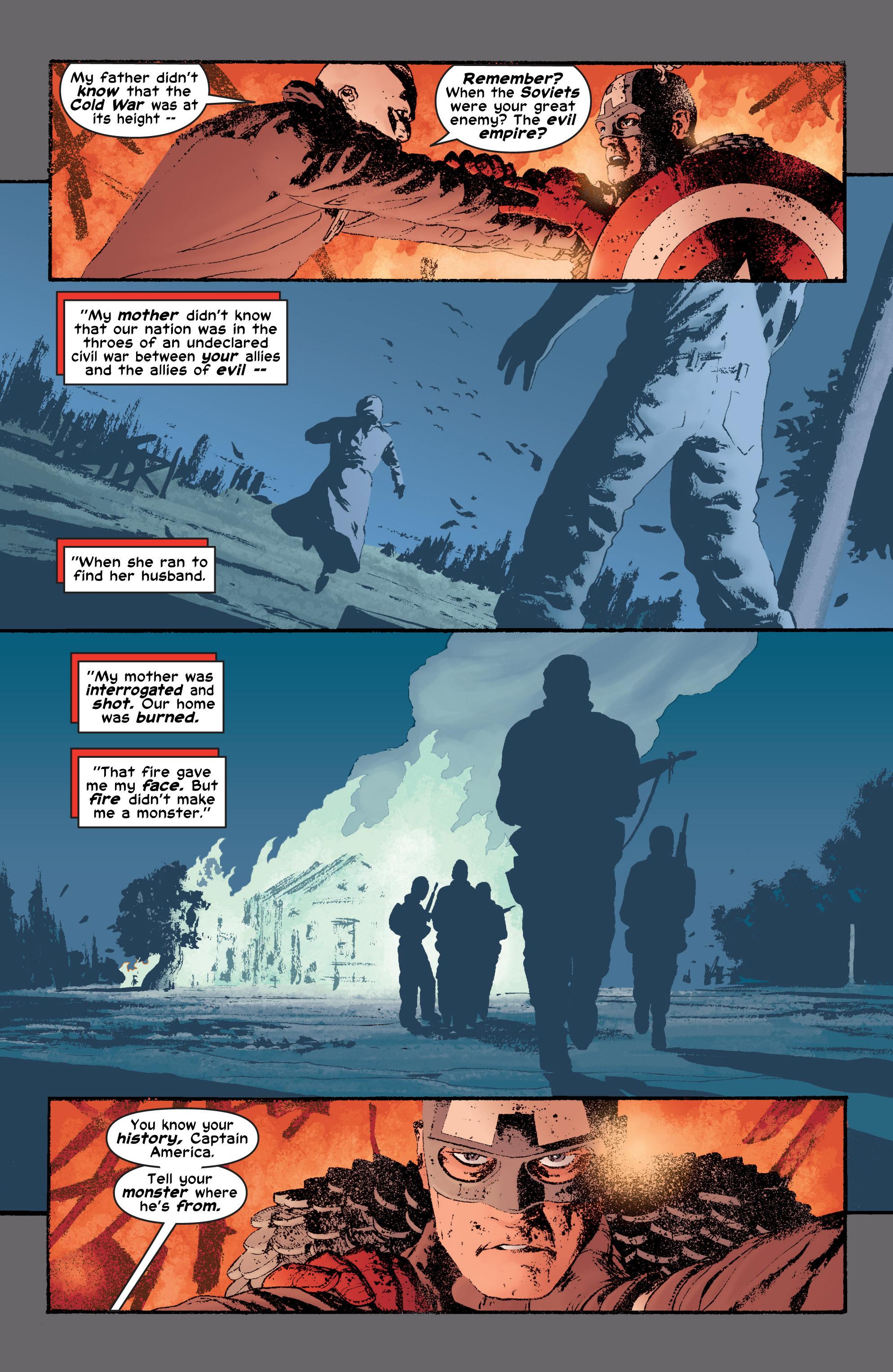 Captain America (2002) Issue #6 #7 - English 19
