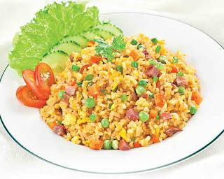 món ăn ngon: Cơm chiên Dương Châu