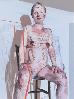 Jenny Saville, Isis, 2011
