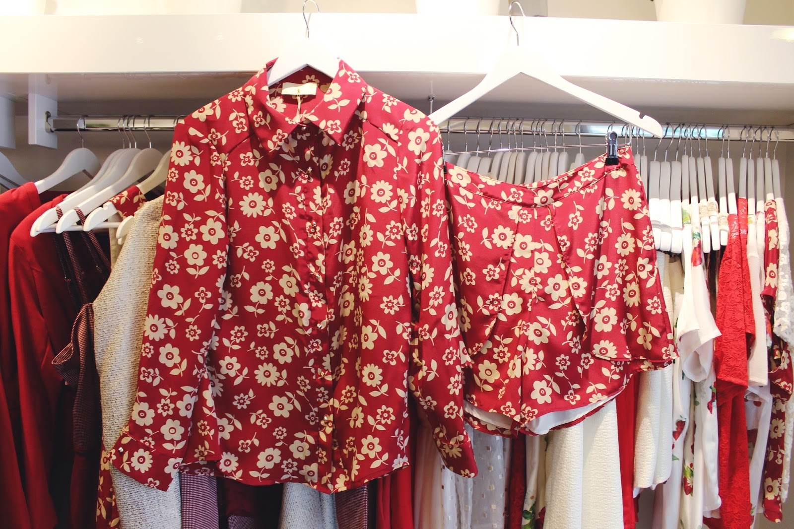amber whitecliffe mrs pinto primeira dama shirt shorts