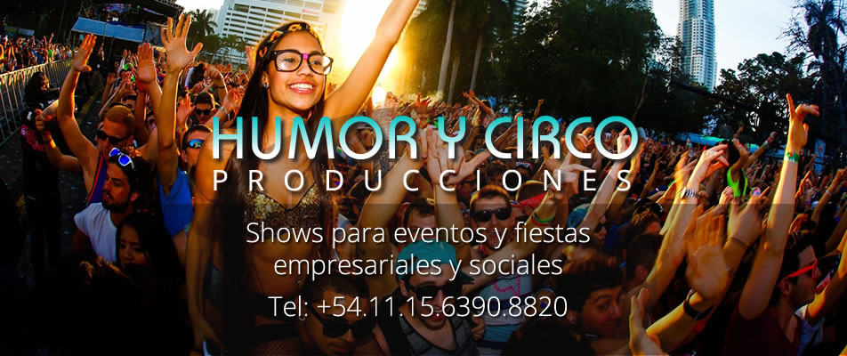 HUMOR Y CIRCO PRODUCCIONES