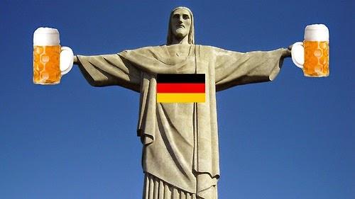 Los Mejores Memes de la Final del Mundial Brasil 2014