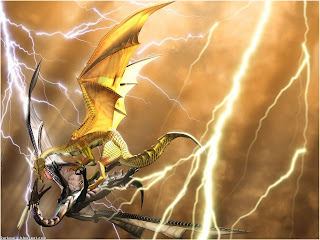 Thunder Dragon Wallpapers