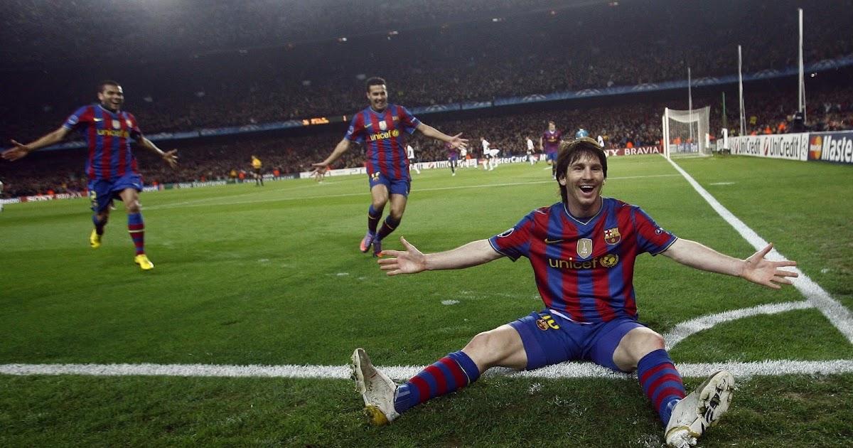 Ilona Wallpapers Messi Celebration Goal Wallpaper