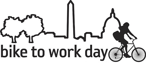 #cycletoworkday hashtag Trending on Twitter