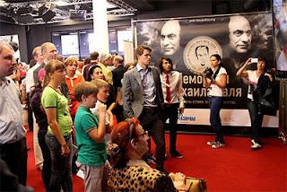 Echecs à Moscou : Magnus Carlsen au Mémorial Tal 2013