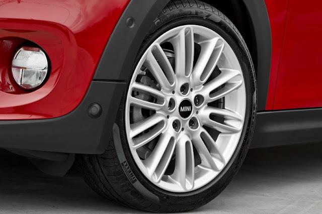 2016 All New Mini Hardtop Performance wheel view