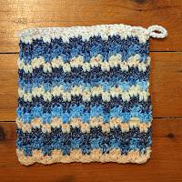Kitchen Set Pot Holder Patterns   Crochet Patterns