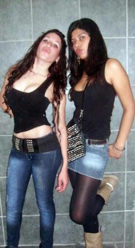 Estas dos chicas...
