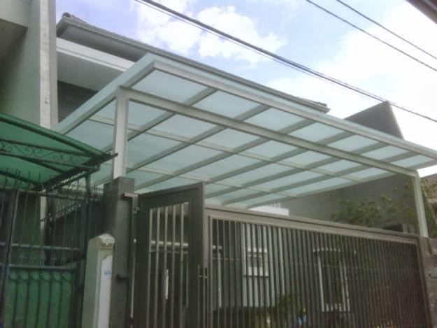 Jasa pasang canopy baja ringan murah di karawang PRISMA