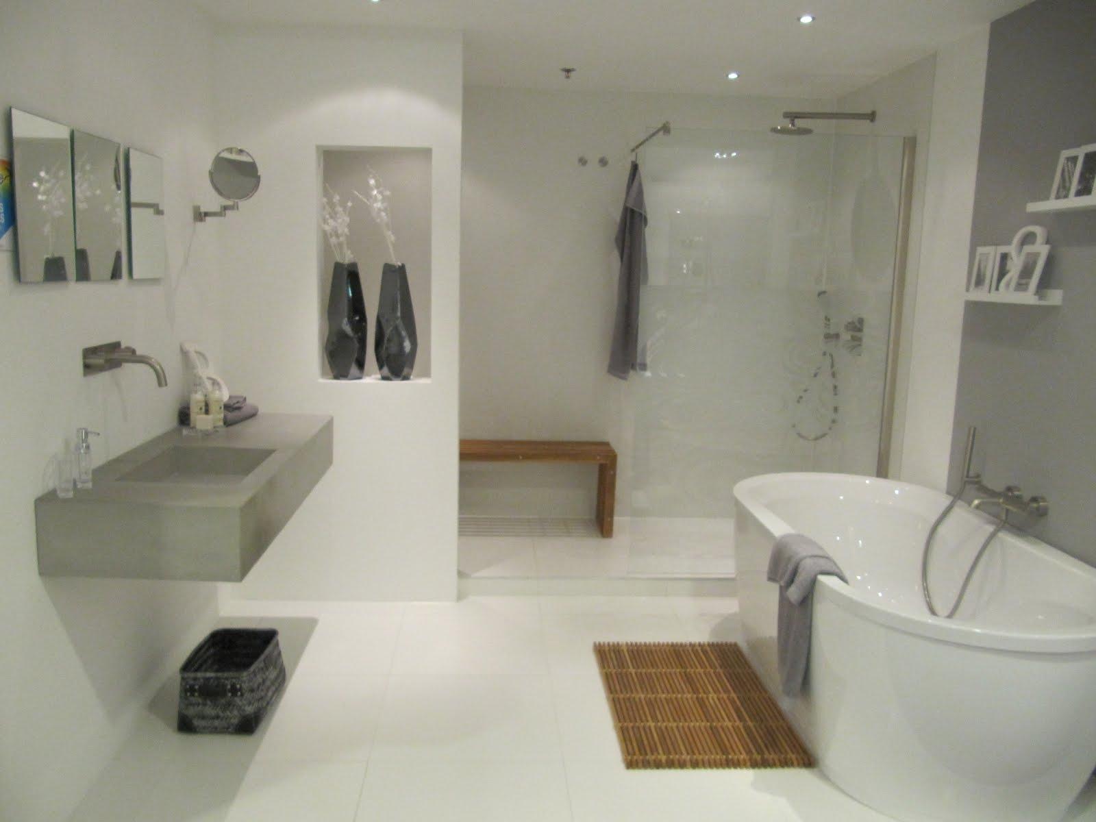 badkamer trends ~ beste inspiratie voor interieur design en, Badkamer