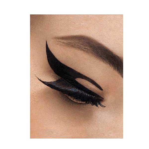 The Bloomin' Couch: Stick on Eyeliner