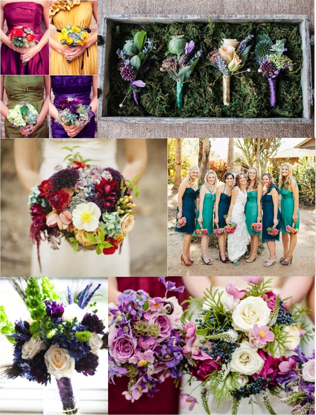 Fly Me To The Moon Trend Alert Jewel Toned Color Palette