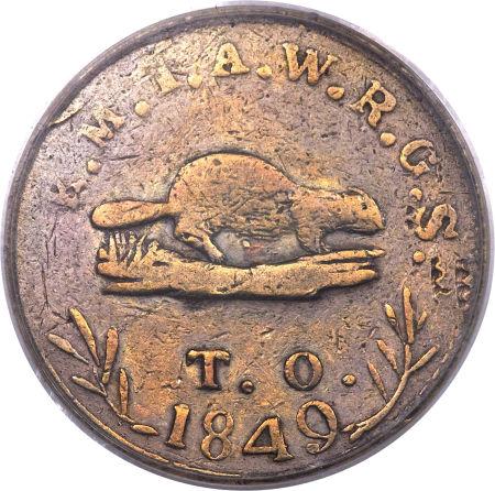 1849 Oregon