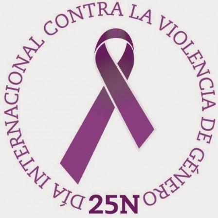 25 de Noviembre. ¡No a la violencia de género!